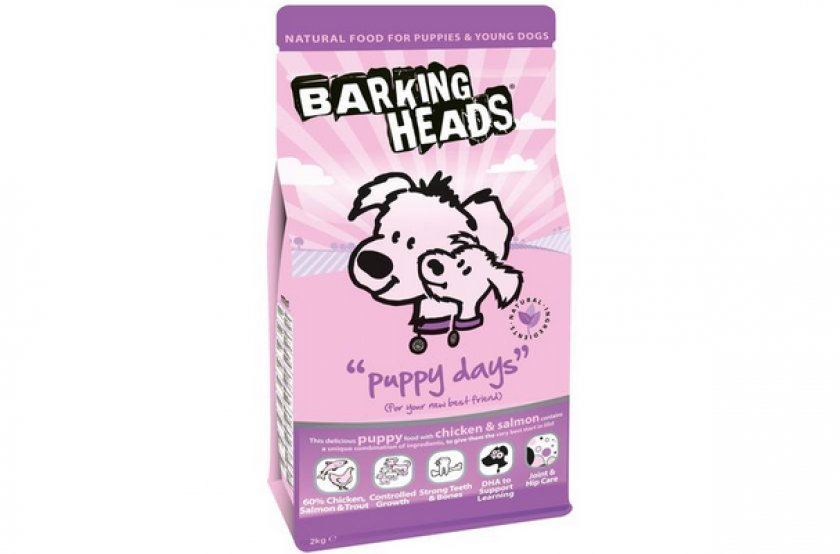Heads Puppy