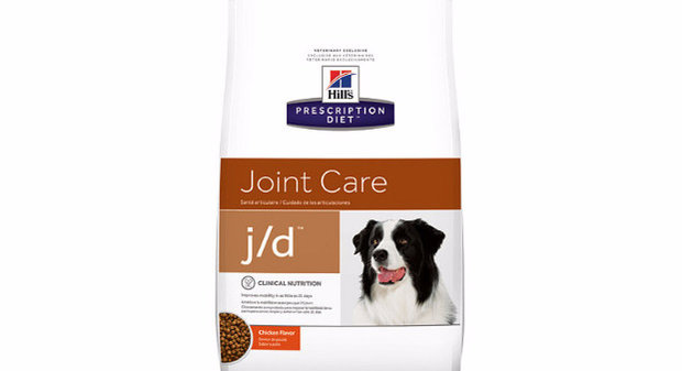 Canine j/d