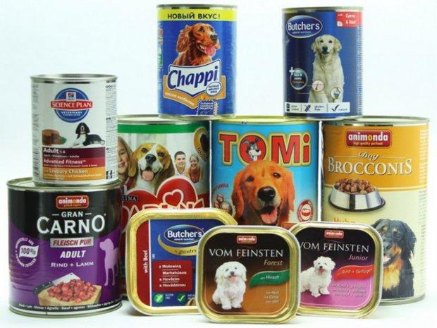 Консервы для собак  питательное лакомство