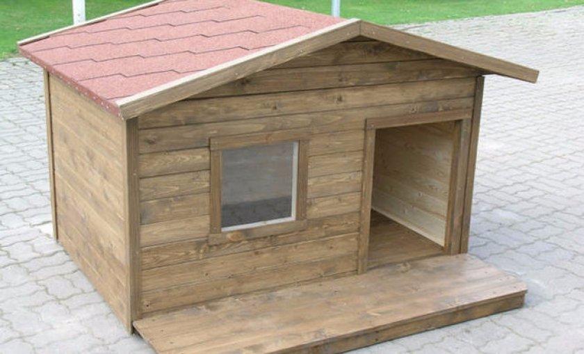 Как сделать будку для собаки и что для этого понадобиться?