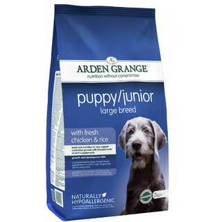 Arden Grange Puppy Junior Large Breed