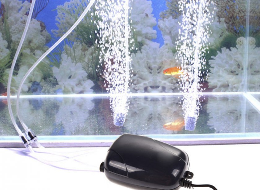 Аэратор для аквариума