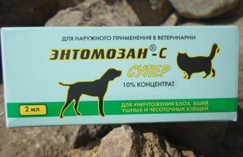 «Энтомозан-С Супер»