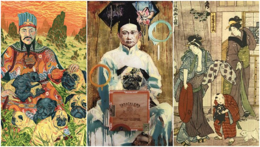 Мопс - древняя китайская порода