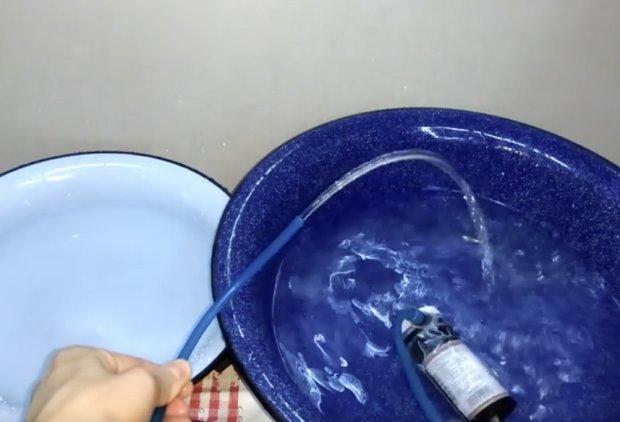 Проверка водяного насоса