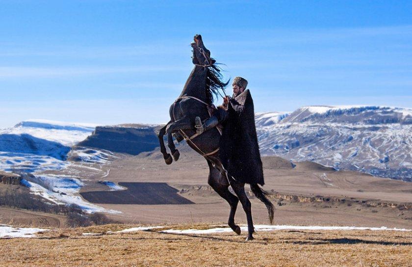 карачаевский воин картинка версия приход