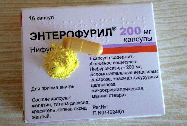 Энтерофурил кошке при поносе дозировка