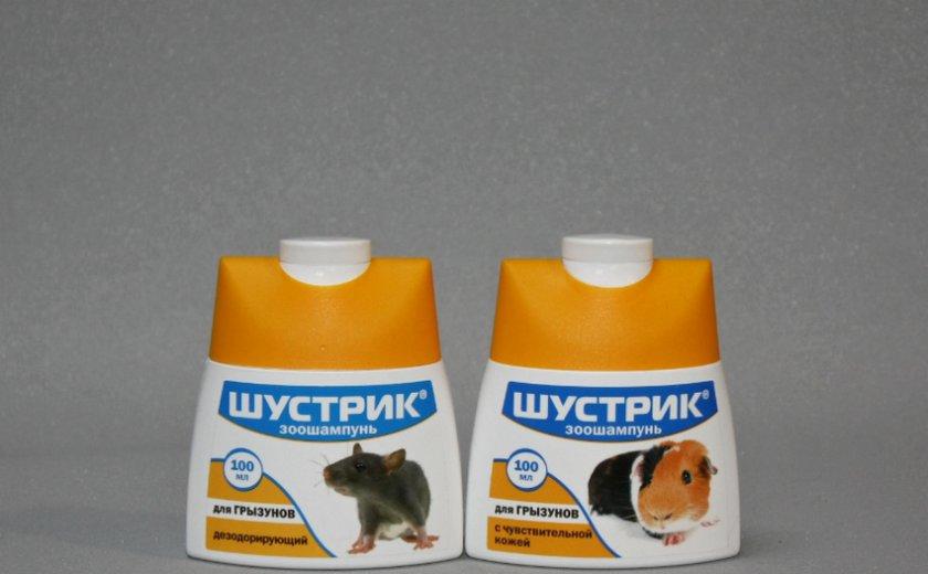 Шампунь для крыс