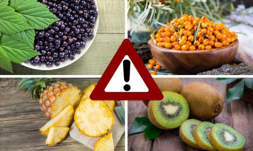 Запрещённые продукты для хомяка