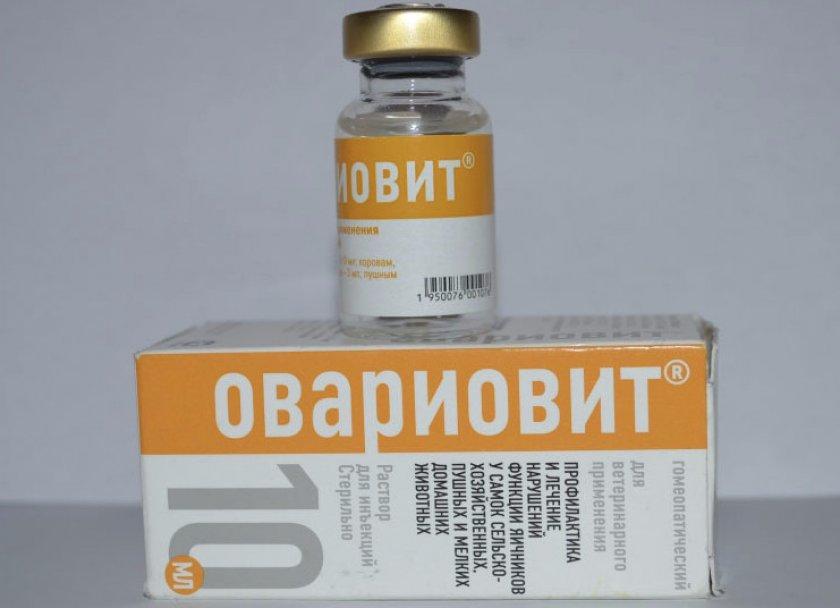 Препарат Овариовит