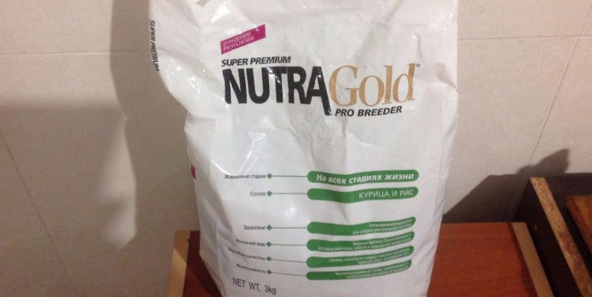 «Nutra Gold»