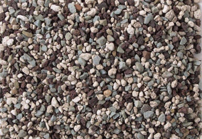 Обожжённая глина
