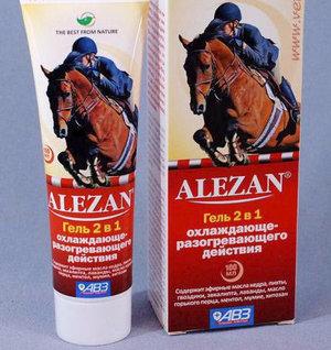 Как правильно использовать крем (мазь) «Алезан» для собак