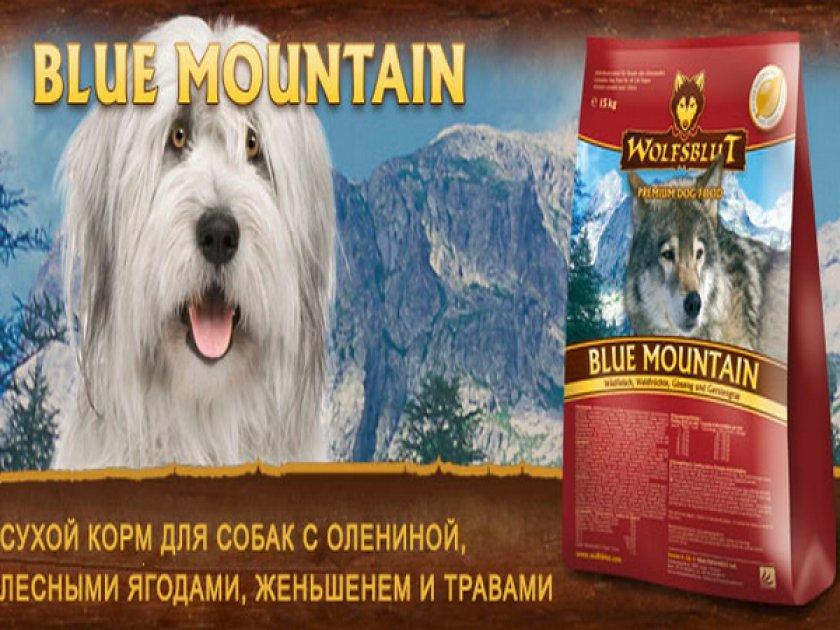 Корм для собак «Wolfsblut»